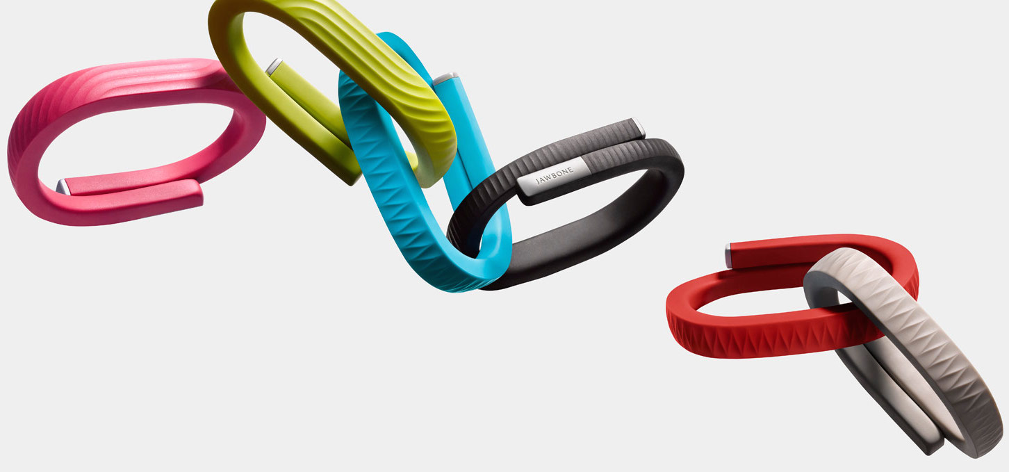 Jawbone Up colors