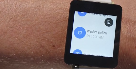 android wear first look on lg