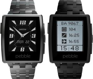 Pebble Steel Smartwatches